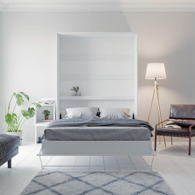 Dein Neues Schrankbett Smarte Betten Schlafzubehör Von
