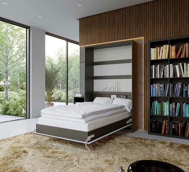 Elektrisches Schrankbett Zu Verkaufen.Smartbett Smartes Equipment Für Erholsamen Schlaf